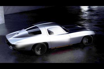 AVA Stingray: meer dan een elektrische Corvette C2