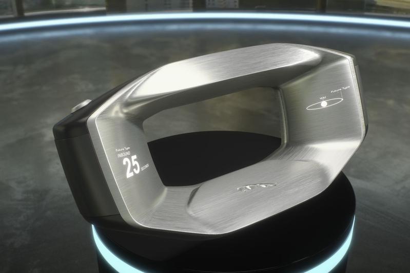 Jaguar toont Sayer: het stuurwiel van de toekomst