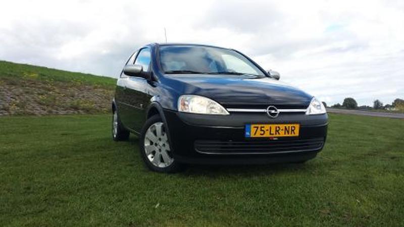 Opel Corsa 1.2-16V Njoy (2003)