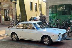 In het wild: Lancia Flavia Coupé (1966)