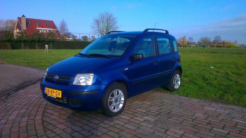 Fiat Panda 1.2 SportSound (2005)