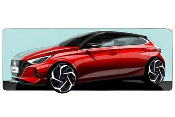 Nieuwe Hyundai i20 klaar voor Genève!