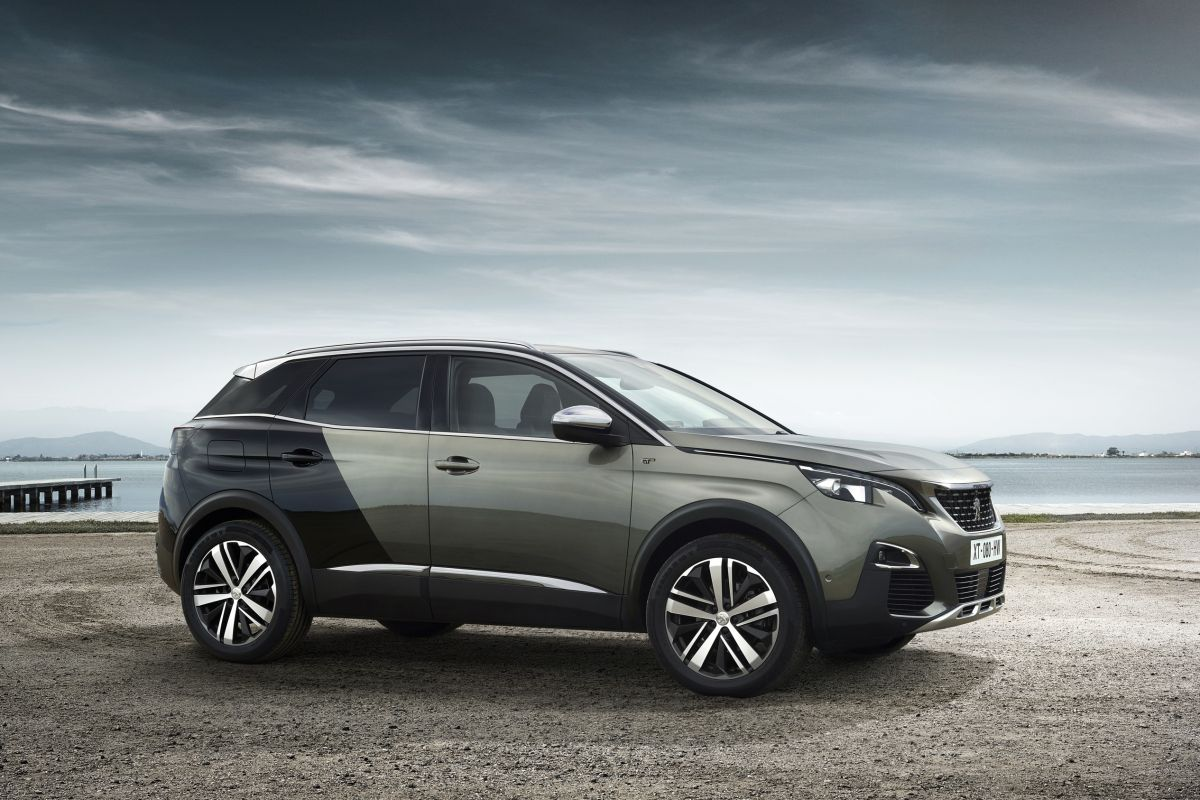 prijzen nieuwe peugeot 3008 bekend autonieuws. Black Bedroom Furniture Sets. Home Design Ideas