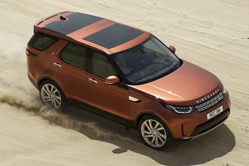 Gereden: Land Rover Discovery 5