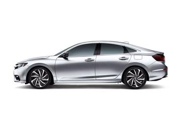 'Honda Insight debuteert in New York'