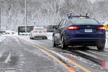 Ford stelt data van autonome testauto's openbaar beschikbaar