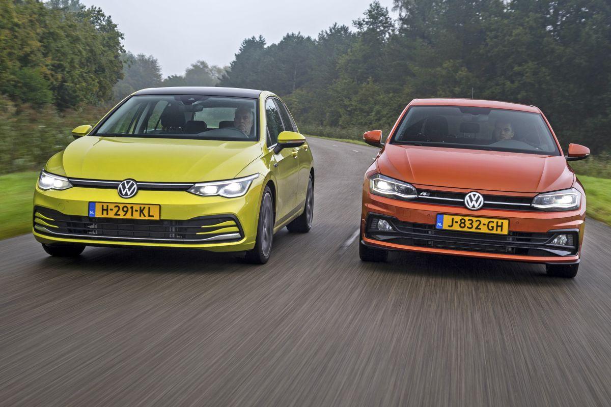 Volkswagen Golf vs. Volkswagen Polo