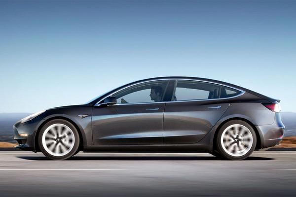 Elektrische auto ook populair in 2018