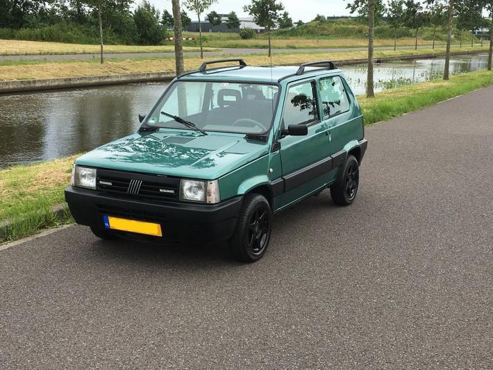 Fiat Panda 1.1 Hobby (2003)