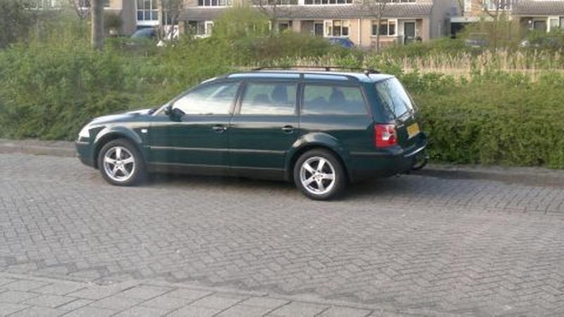 Volkswagen Passat Variant 1.9 TDI 130pk Comfortline (2002)