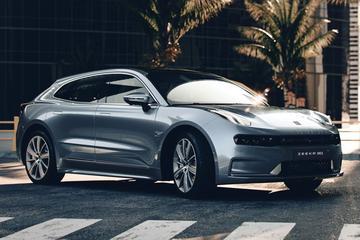 Geely's Tesla-rivaal Zeekr 001: ook naar Europa