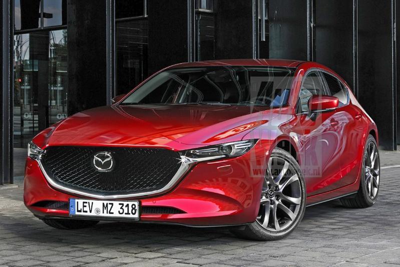 'Nieuwe Mazda 3 opnieuw als sedan naar Nederland ...