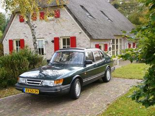 Saab 900i 16 (1992)