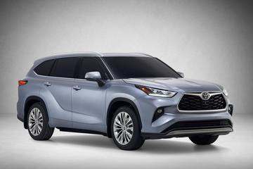 Nieuwe Toyota Highlander gepresenteerd