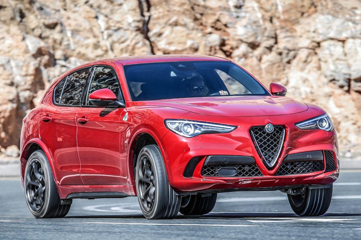 Alfa Romeo Stelvio Quadrifoglio Eerste rijtest - AutoWeek.nl