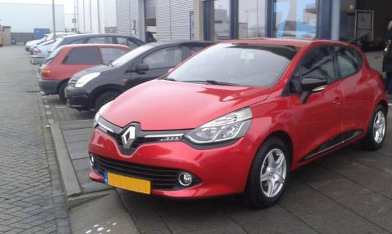 Renault Clio TCe 90 Energy Expression (2014)