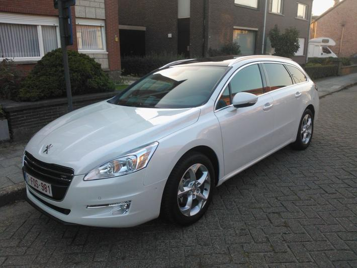 Peugeot 508 SW Active 1.6 e-HDi (2013)
