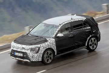 Nieuwe Kia Niro duikt op als plug-in hybride
