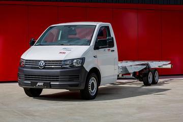 Abt maakt EV van Volkswagen Transporter