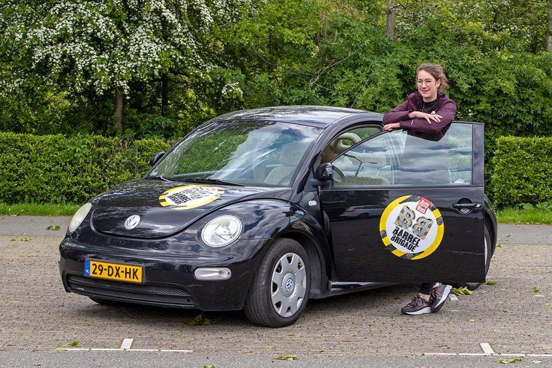 Barrelbrigade 2021 - Birgit stelt voor: Volkswagen New Beetle