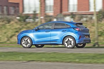 Ford Puma - Achteruitkijkspiegel