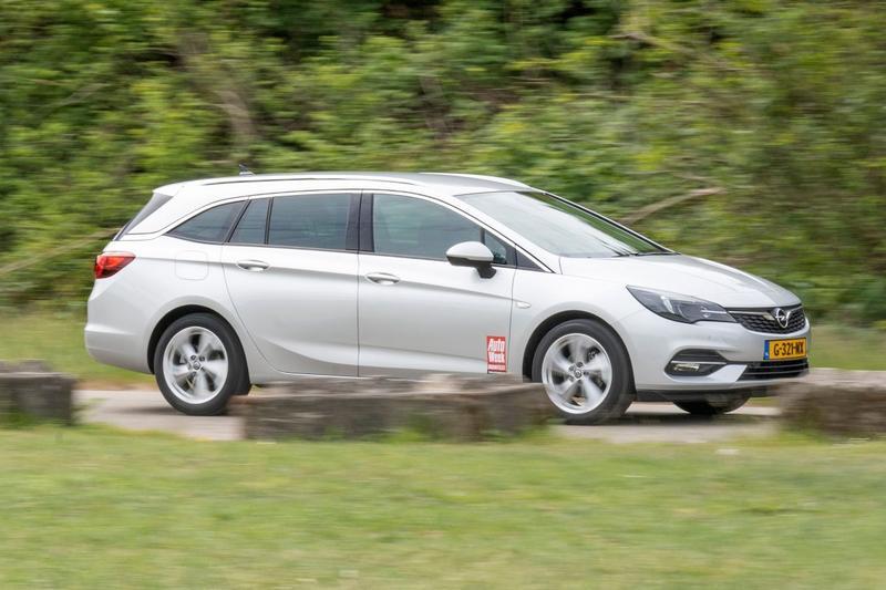 Opel Astra 1.2 Turbo - Welkom Duurtest