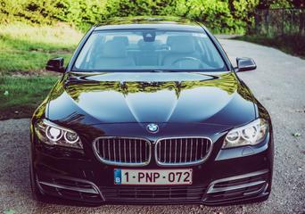 BMW 520d xDrive High Executive (2014)