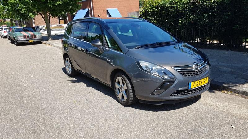 Opel Zafira 1.6 CDTI 136pk Business+ (2013)