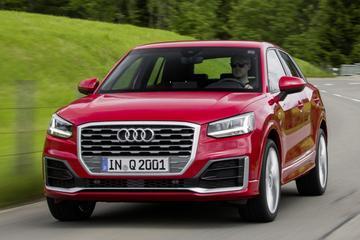 Audi Q2 als #limited