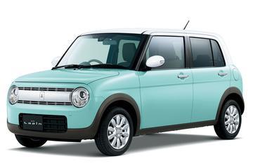 Suzuki presenteert nieuwe Alto Lapin