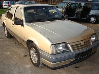 Opel Ascona 1.6 (1982)