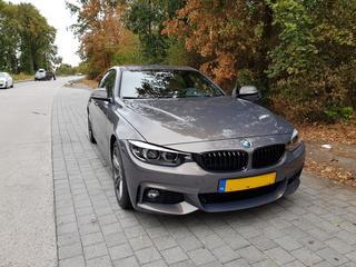 BMW 420i Gran Coupé (2018)