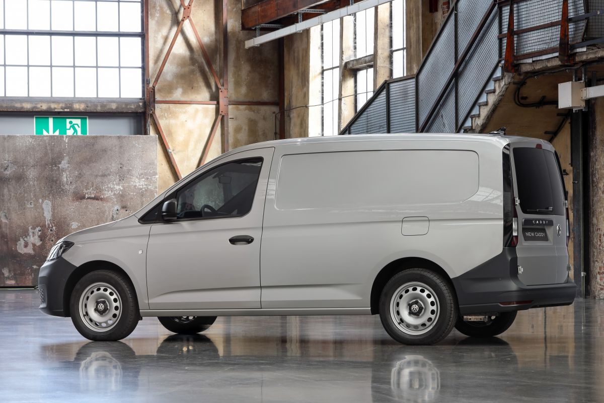 Volkswagen Caddy mKV (2020) 35