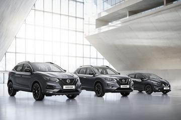 Nissan Micra, Qashqai en X-Trail nu ook als N-Tec