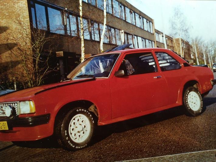 Opel Ascona 1.9 N De Luxe (1980)