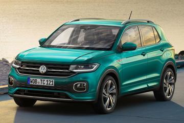 Volkswagen T-Cross 1.0 TSI 95pk Life Business (2020)