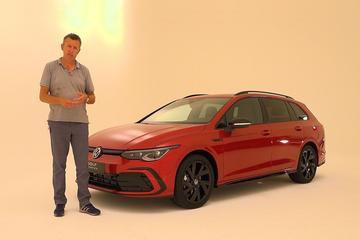 Volkswagen Golf Variant - Eerste kennismaking