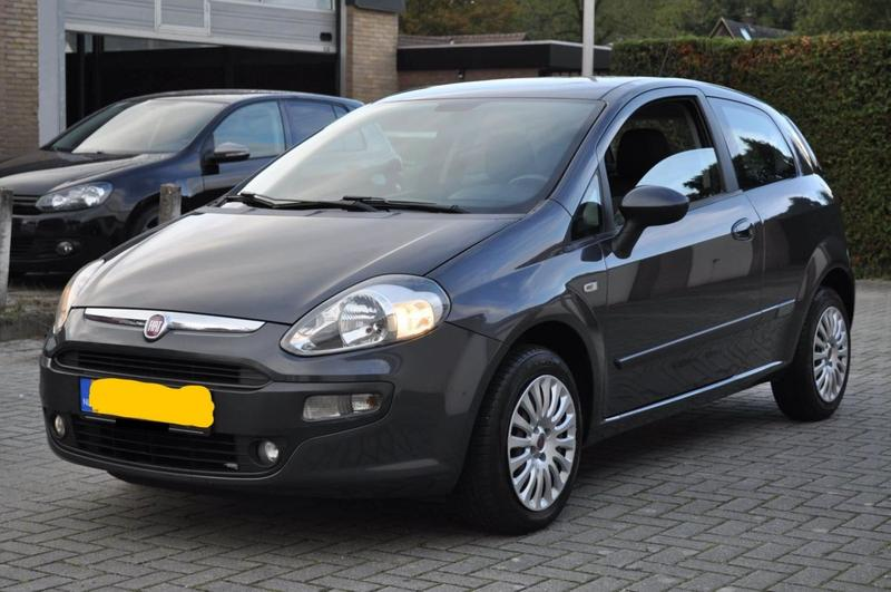 Fiat Punto Evo 1.4 Business (2010)