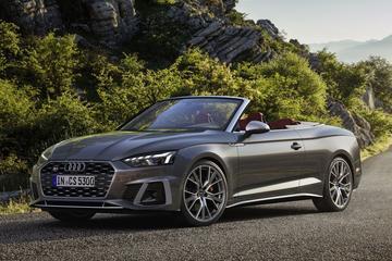 Audi S5 weer leverbaar