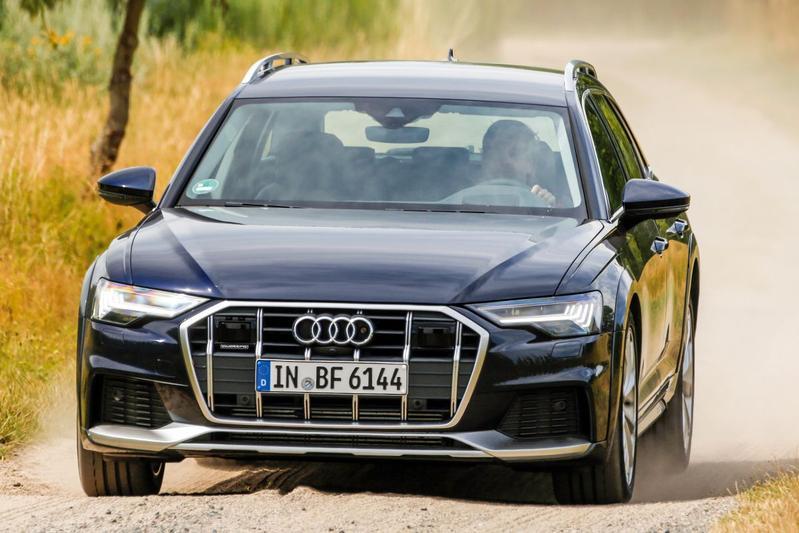 Audi A6 Allroad 45 TDI Quattro - Eerste Rijtest