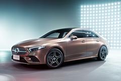 Dít is de Mercedes-Benz A-klasse L Sedan