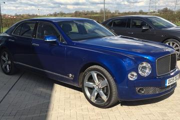 AW Update - De Bentley Mulsanne Speed