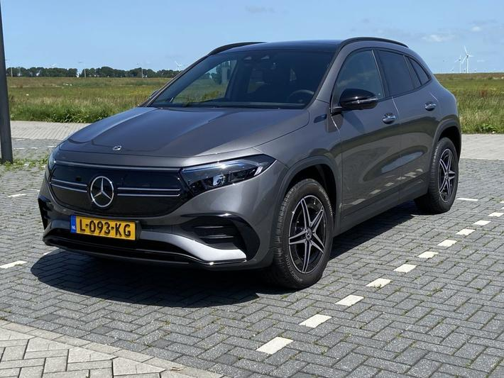Mercedes-Benz EQA 250 Business Solution AMG (2021)