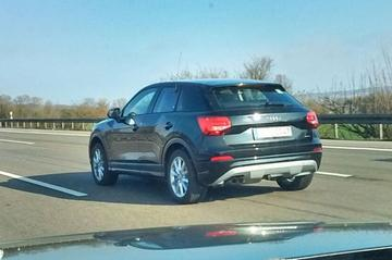 Rijdend en wel: Audi Q2
