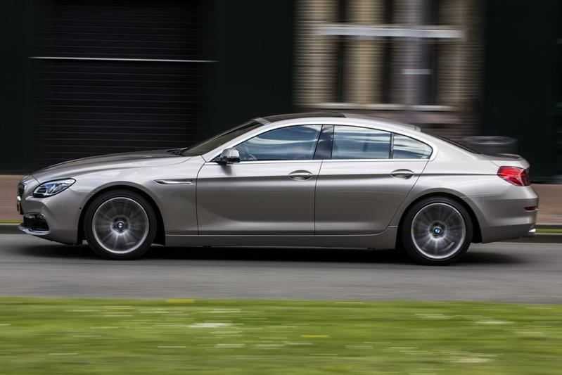 BMW 640d Gran Coupé High Executive aut. (2015)