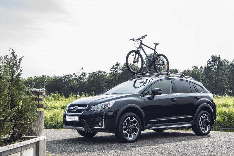 Uitzwaaimodel: Subaru XV als Outdoor Edition