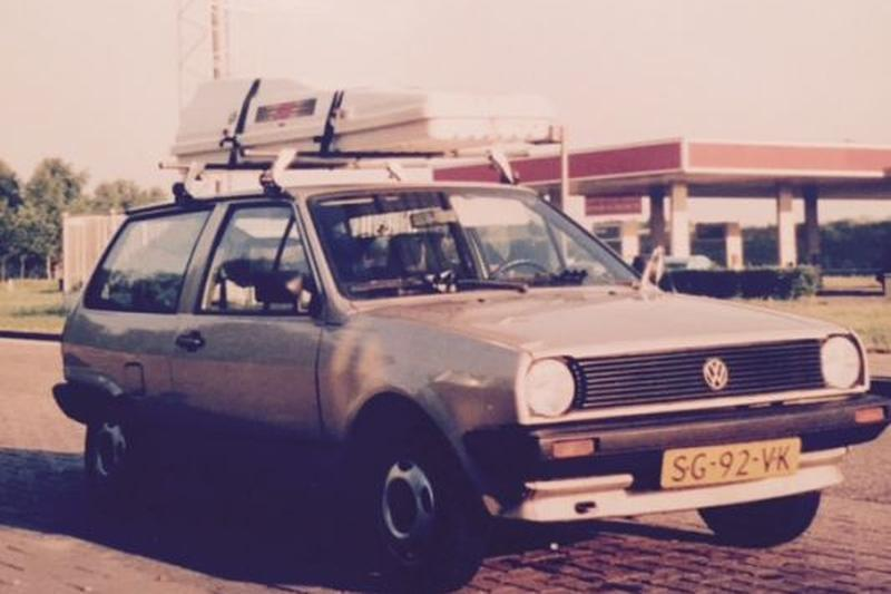 Volkswagen Polo 1.0 CL (1987)