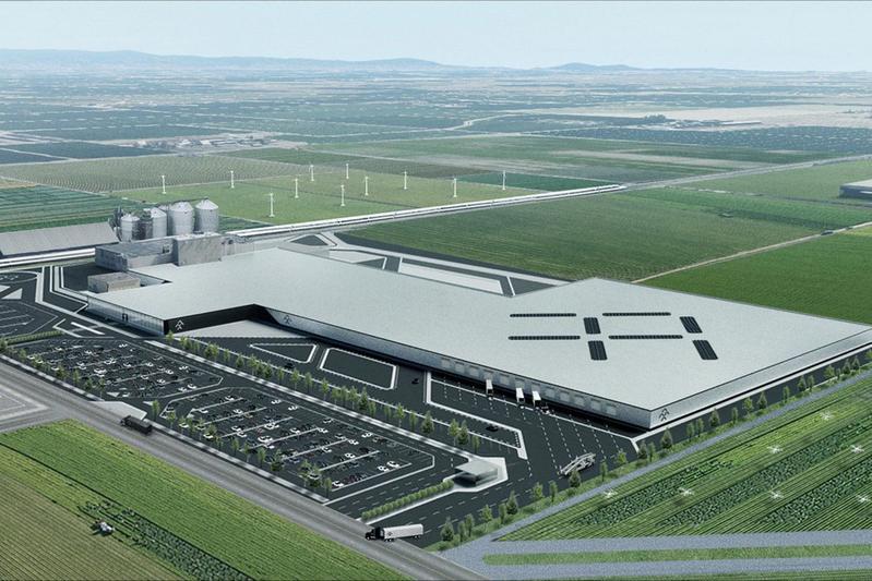 Faraday Future vindt nieuwe productielocatie
