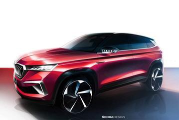Skoda schetst Vision GT Concept