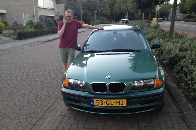 BMW 316i (2001)